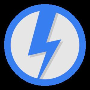 Иконка программы DAEMON Tools Lite