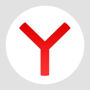 Иконка системы Яндекс.Браузер