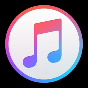 Иконка программы iTunes для WIndows 10