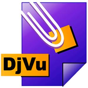 Иконка читалки DjVuReader