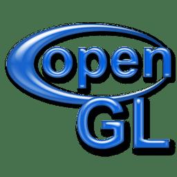 Иконка программы OpenGL