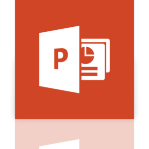 Иконка программы Powerpoint